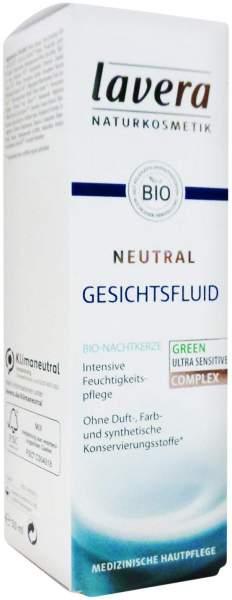 Lavera Neutral Gesichtsfluid 50 ml Emulsion
