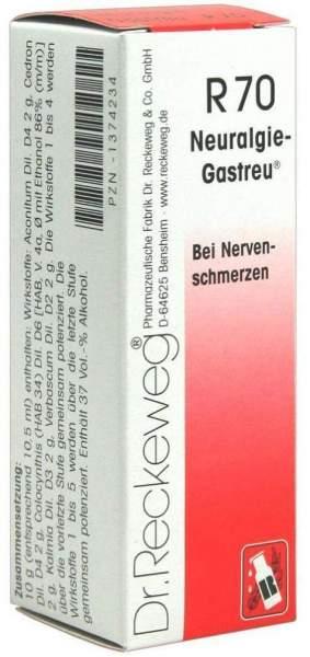 Neuralgie Gastreu R 70 22 ml Tropfen