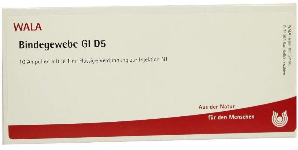 Bindegewebe Gl D 5 Ampullen