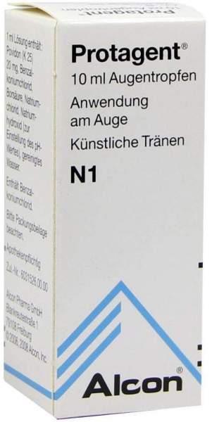 Protagent Augentropfen 10 ml Augentropfen