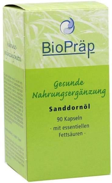 Sanddornöl Kapseln 500 mg