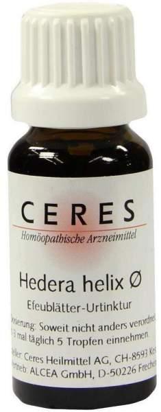 Ceres Hedera Helix Urtinktur