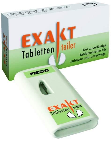 Exakt 1 Tablettenteiler