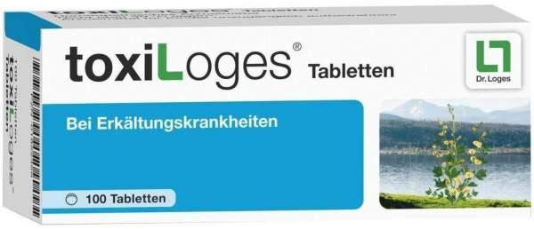 Toxi Loges 100 Tabletten