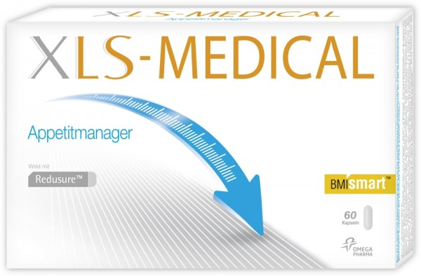 XLS Medical Appetitmanager 60 Kapseln