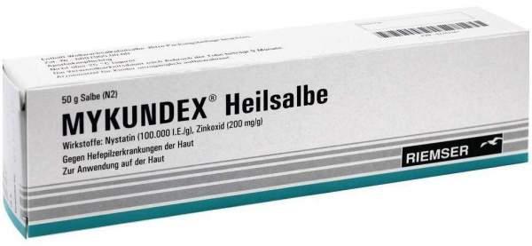 Mykundex Heilsalbe 50 G