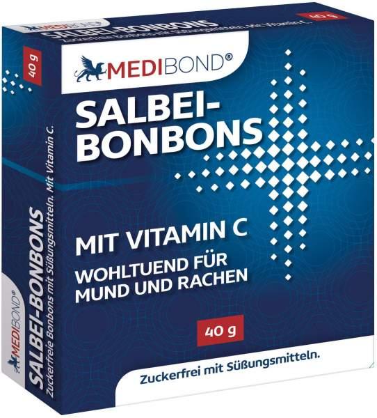 Salbei Bonbons zuckerfrei Medibond 40 g