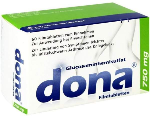 Dona 750 mg 60 Filmtabletten