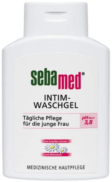 Sebamed Intim Waschgel PH 3,8 200 ml Flüssigseife