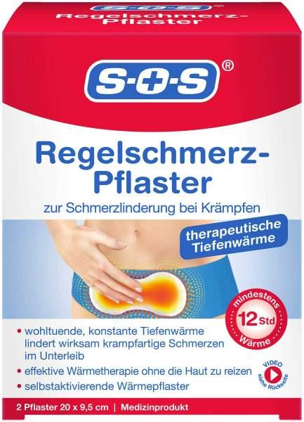 SOS Regelschmerz-Pflaster 2 Stück