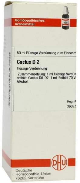 Dhu Cactus D2 Dilution