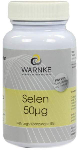 Selen 50 µg Tabletten 250 Tabletten