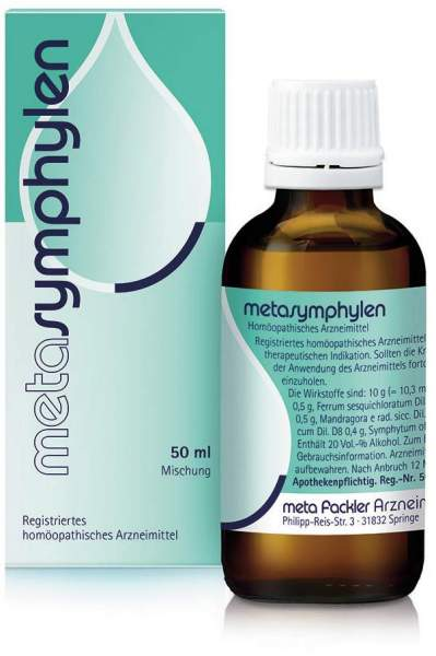 Metasymphylen 50 ml Tropfen