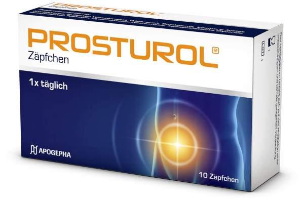 Prosturol 10 Zäpfchen