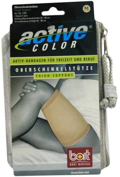 Bort Activecolor Oberschenkelstütze Medium Hautfarben 1 Stück