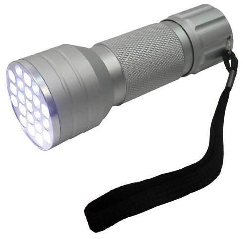 21 LED Taschenlampe