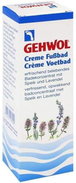 Gehwol Creme-Fußbad 150 ml Bad