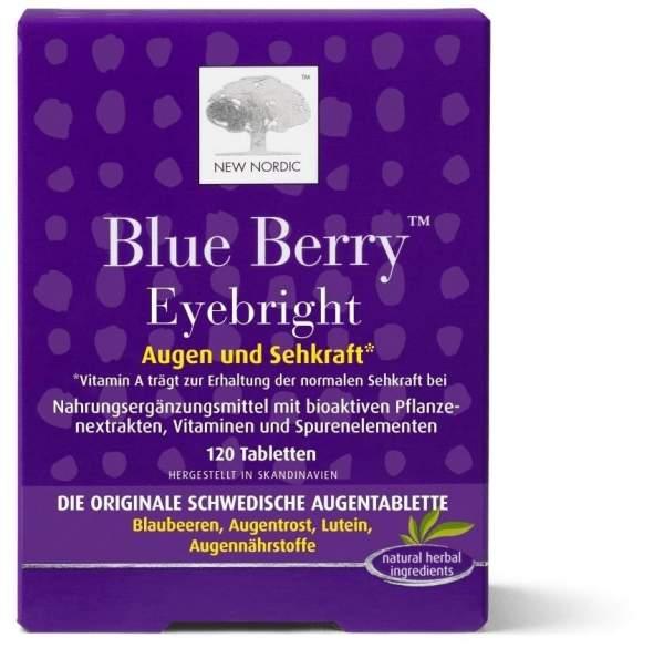 Blue Berry 120 Tabletten