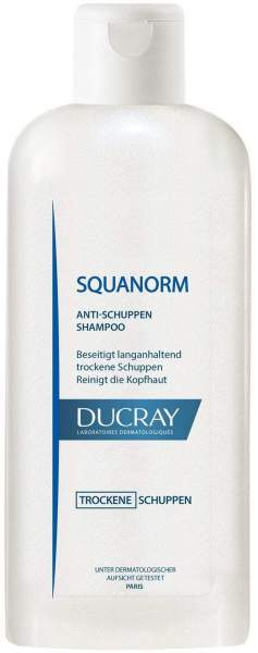 Ducray Squanorm trockene Schuppen Kur-Shampoo 200 ml