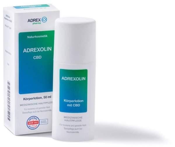 ADREXOLIN CBD 50 ml Körperlotion