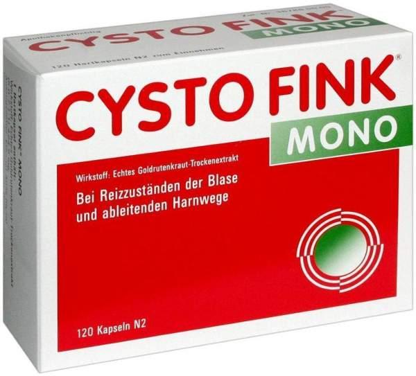 Cysto Fink Mono 120 Kapseln