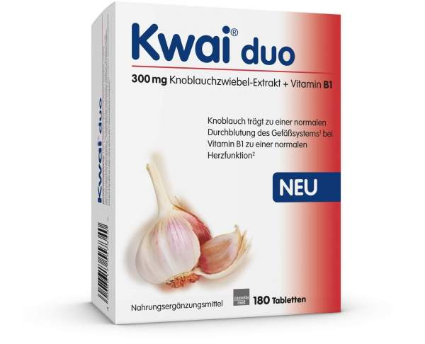 Kwai duo 180 Tabletten