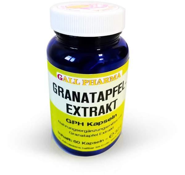 Granatapfel Extrakt 60 Kapseln