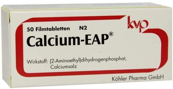Calcium Eap 50 Magensaftresistente Tabletten