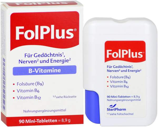 Folplus 90 Filmtabletten