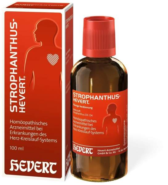 Strophanthus Hevert 100 ml Tropfen