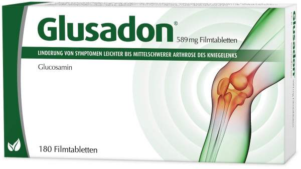 Glusadon 589 mg 180 Filmtabletten
