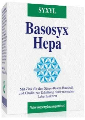 Basosyx Hepa Syxyl 60 Tabletten