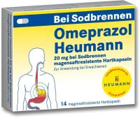 Omeprazol Heumann 20mg