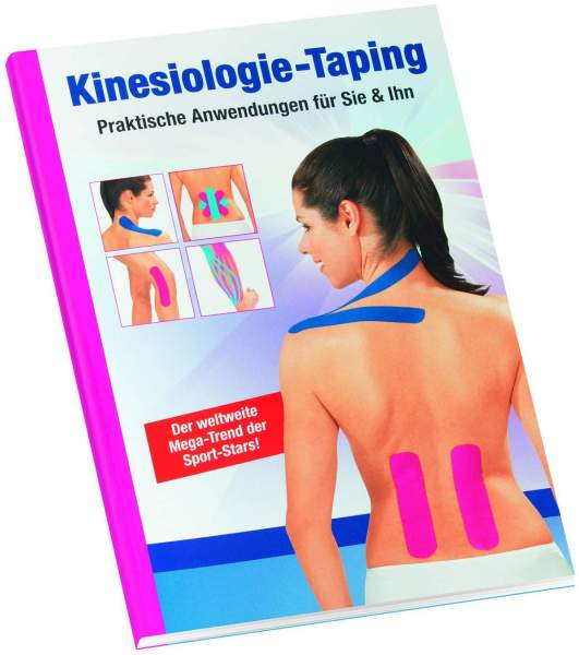 Buch Kinesiologie- Taping