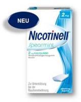 Nicotinell Spearmint 2 mg 96 Kaugummis