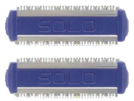 MicroTouch Solo Ersatz-Rasierköpfe, 2er-Set