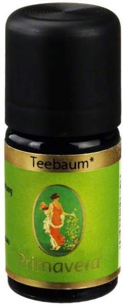 Primavera Teebaum Öl Kba 5 ml Ätherisches Öl