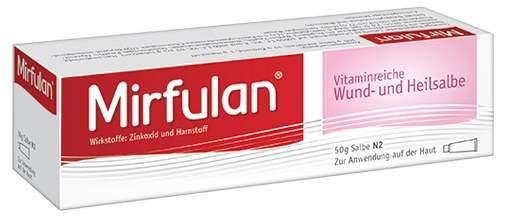 Mirfulan Wund- und Heilsalbe 50 g Salbe
