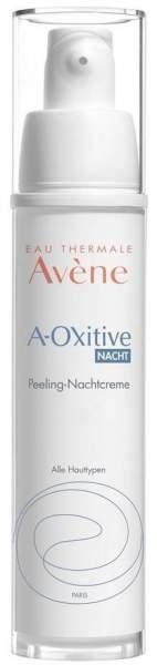 Avene A-OXitive Nacht Peeling-Creme 30 ml