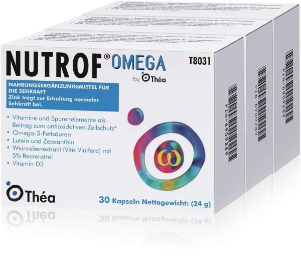 Nutrof Omega 3 x 30 Kapseln