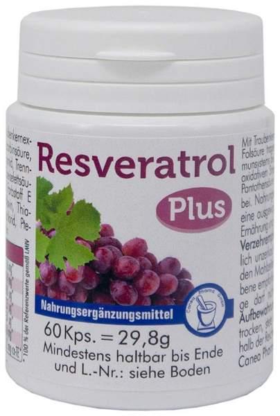 Resveratrol Plus Kapseln