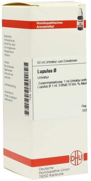 Lupulus Urtinktur 50 ml