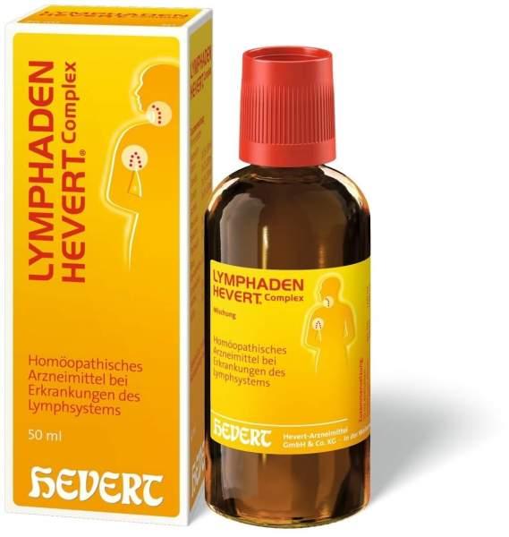 Lymphaden Hevert Complex Tropfen 50 ml Tropfen