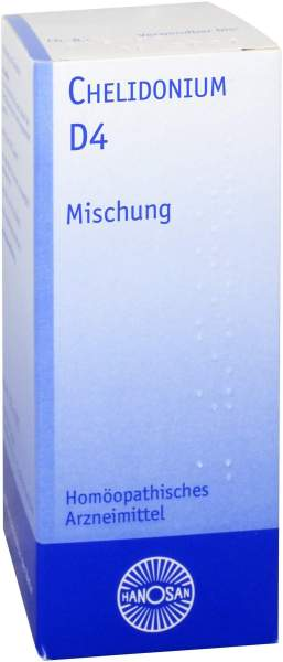Chelidonium D 4 Dilution 20 ml