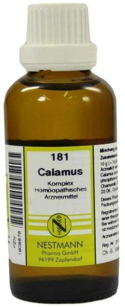 Calamus Komplex Nr. 181 50 ml Dilution