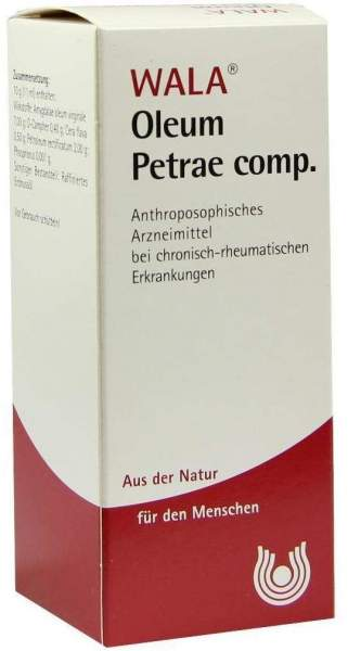 Oleum Petrae Comp