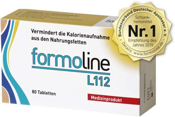 Formoline L112 - 80 Tabletten