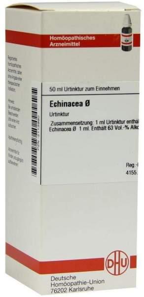 Echinacea Urtinktur 50 ml Dilution