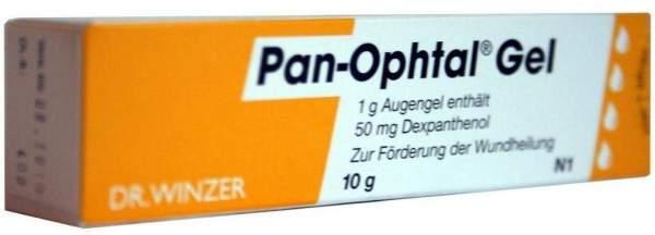 Pan Ophtal Gel 10 G Augengel