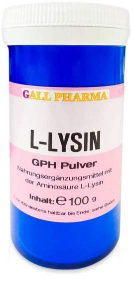 L-Lysin Pulver
